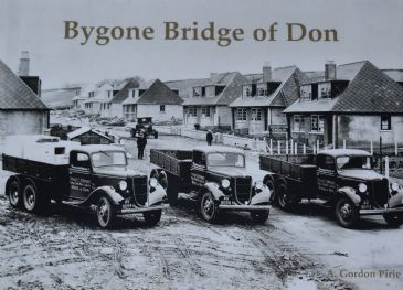 Bygone Bridge of Don, by A. Gordon Pirie
